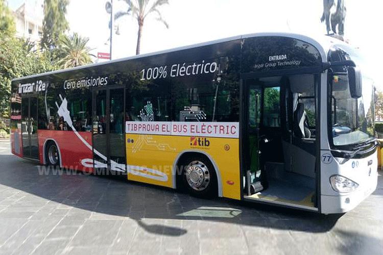 Mallorca elektrifiziert