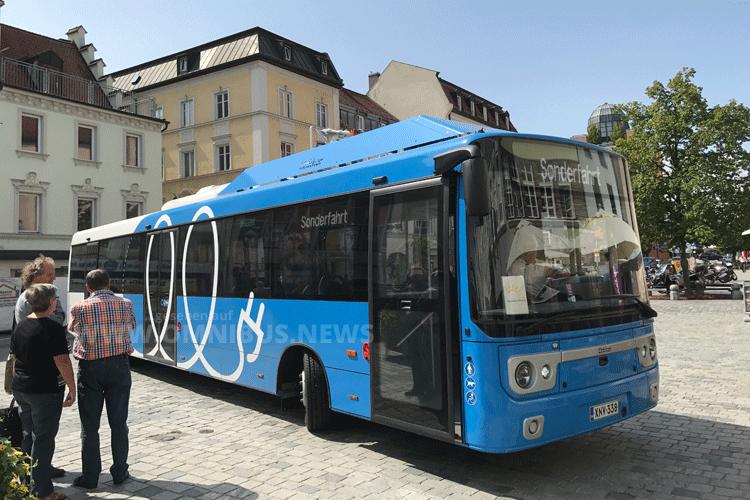Ein Finne in Bayern