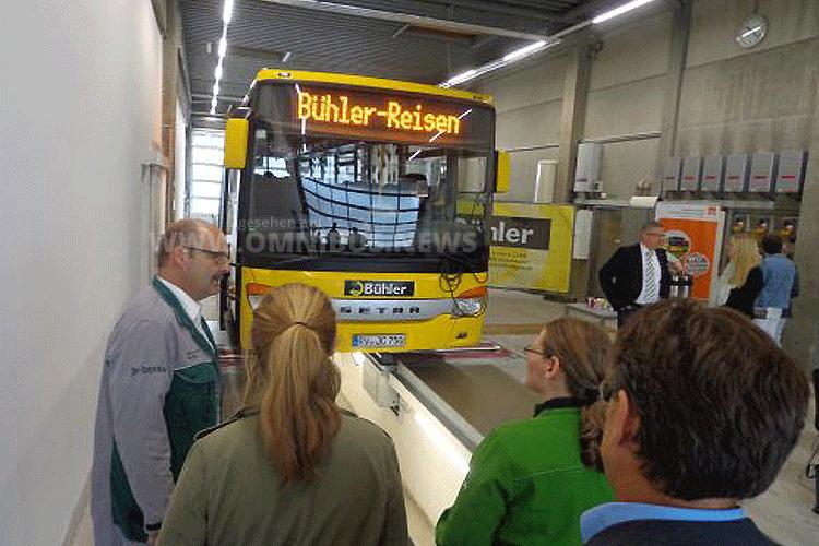 Schulbus-Check