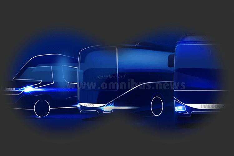 Iveco auf der Busworld