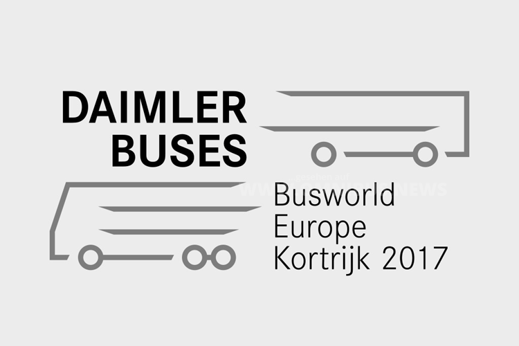 Daimler auf der Busworld