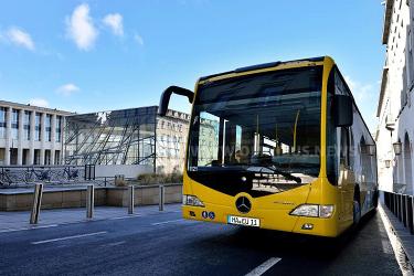 H2-Busse für BHV