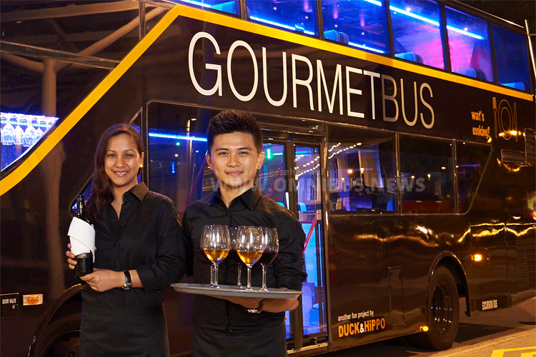 Gourmet-Bus