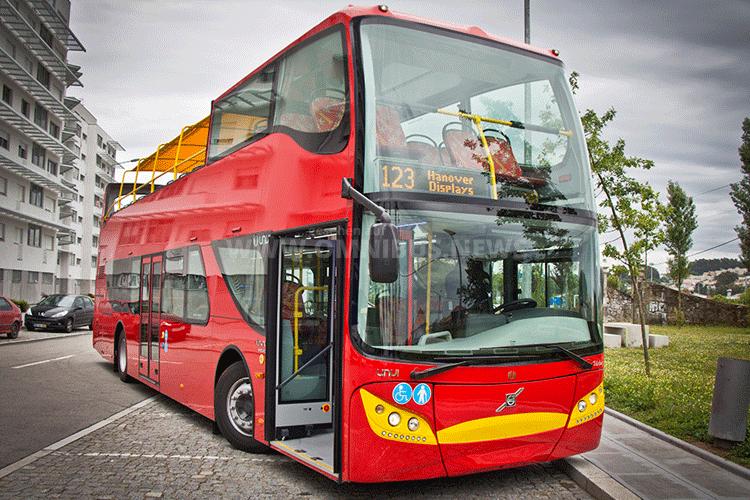 Unvi auf der Busworld