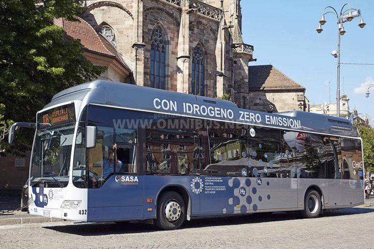 E-Busse für SASA