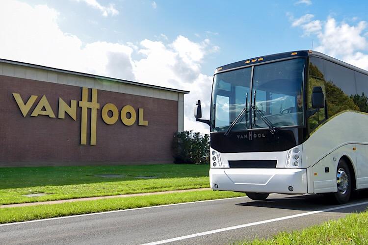 Elektro-Reisebus