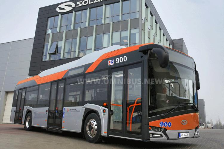 40 Solaris für Rzeszów