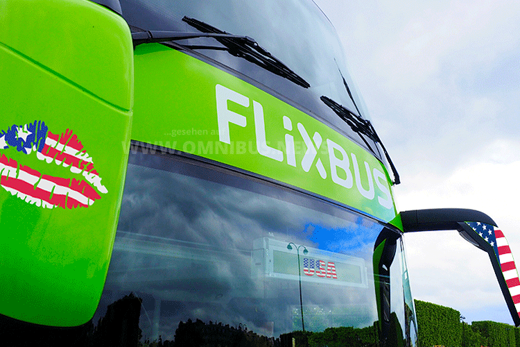 Flixbus startet in USA