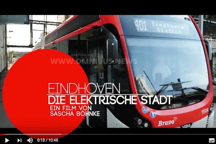 BUS TV in Eindhoven