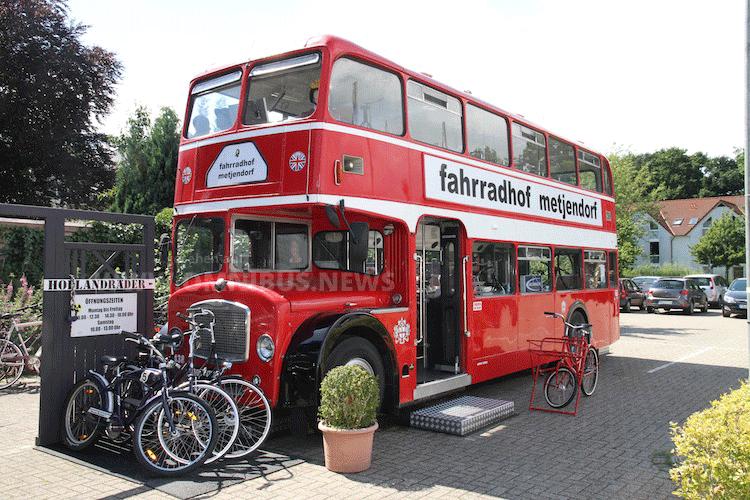 Bus, Bikes, Britain