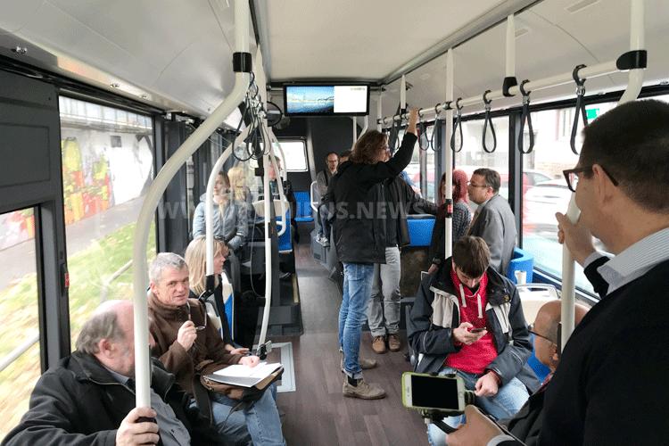Faszination E-Bus