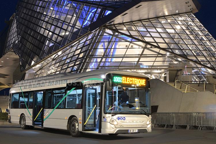 E-Bus für La Rochelle
