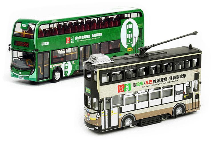 Bus-Bahn-Modelle