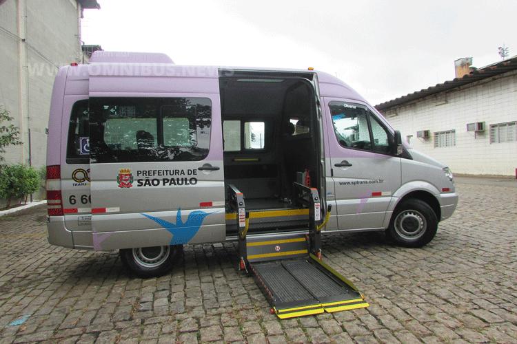 Mobilitäts-Sprinter