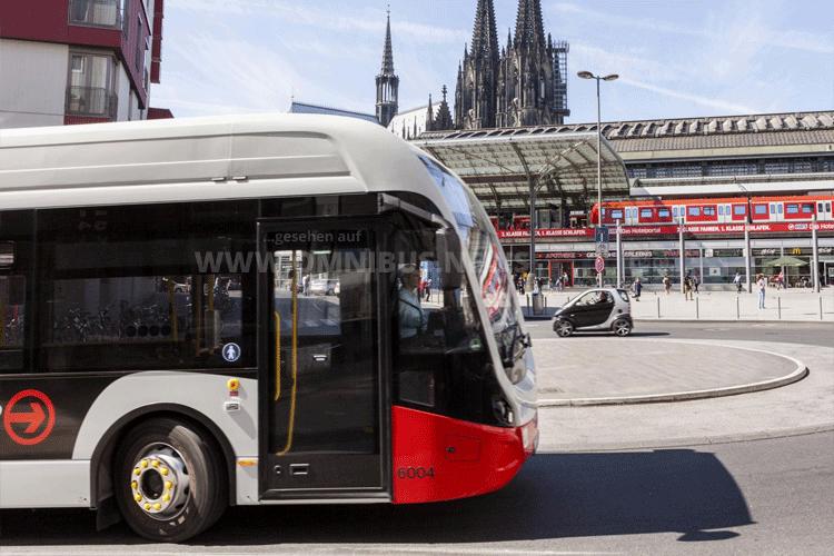 Köln rein elektrisch