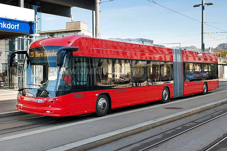 Berner SwissTrolley