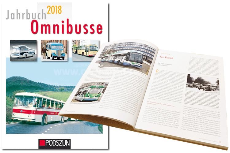 Omnibus Jahrbuch 2018