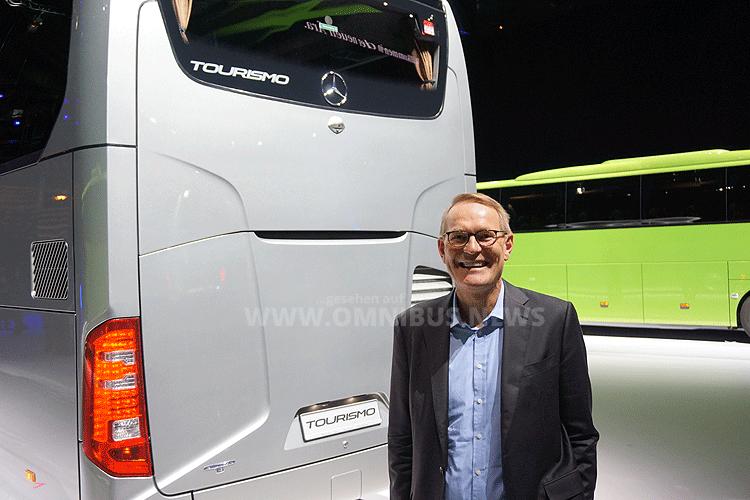 Daimler Buses ohne Schick