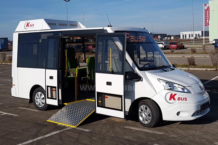 K-Bus mit Elektrobus