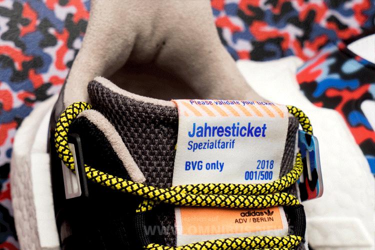 Das Schuh-Ticket