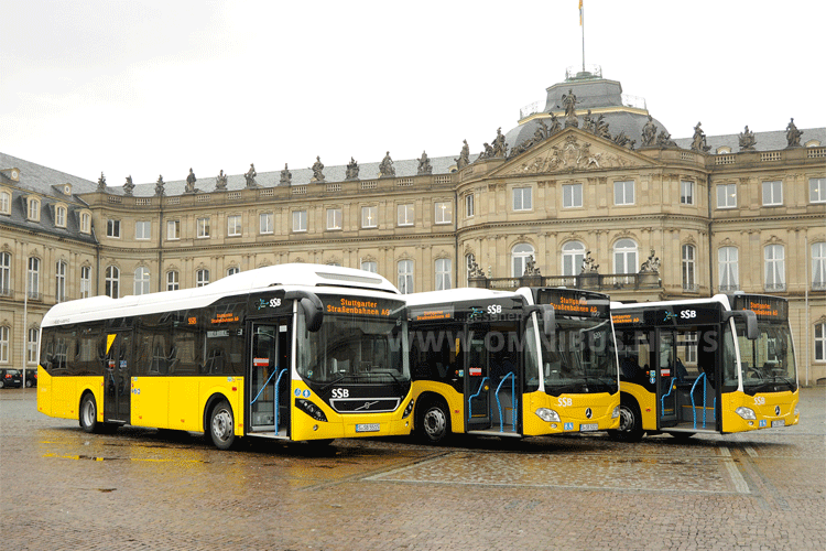 Bus-Förderung