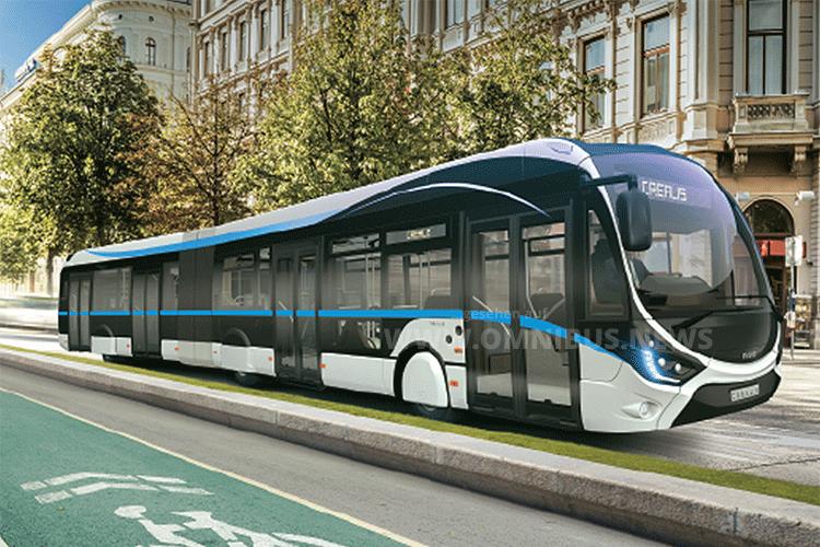 450 Busse für Sotra