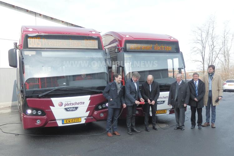 E-Busse für Bettembourg