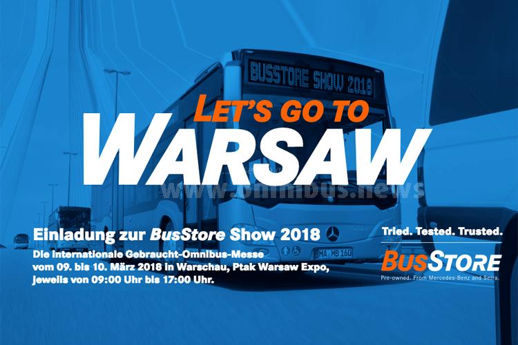 Auf nach Warschau!
