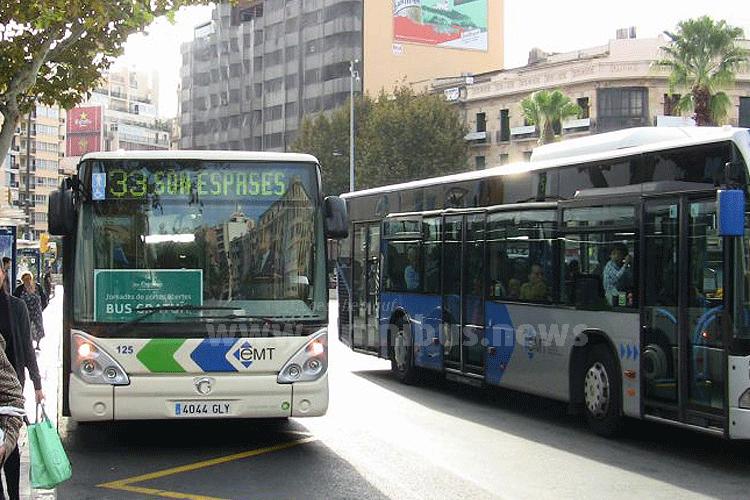 Mallorcas neue Busse