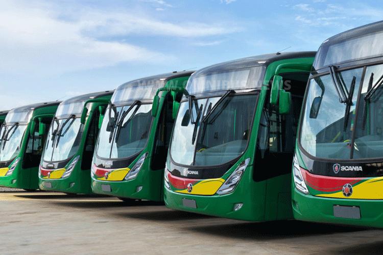 250 Busse für Lagos