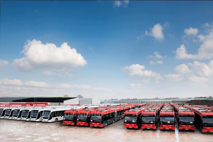 Größte E-Bus-Flotte