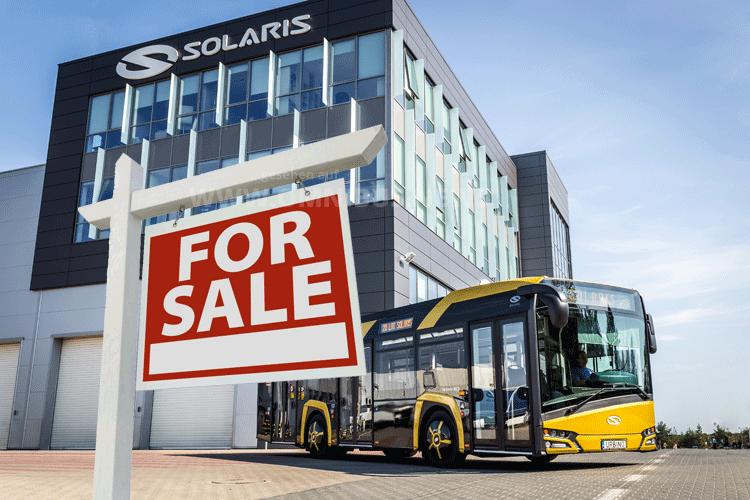 Solaris vor Verkauf?