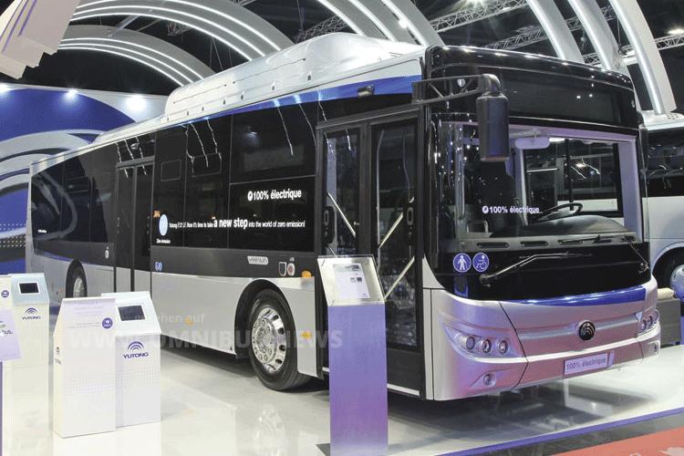 E-Busse für Roskilde