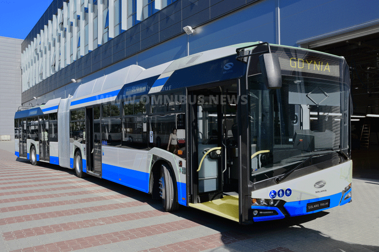 30 O-Busse für Gdynia