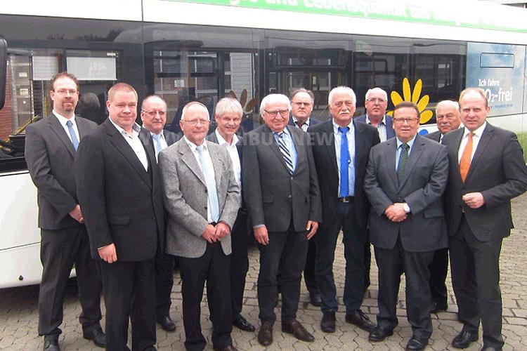 45 E-Busse für KVG