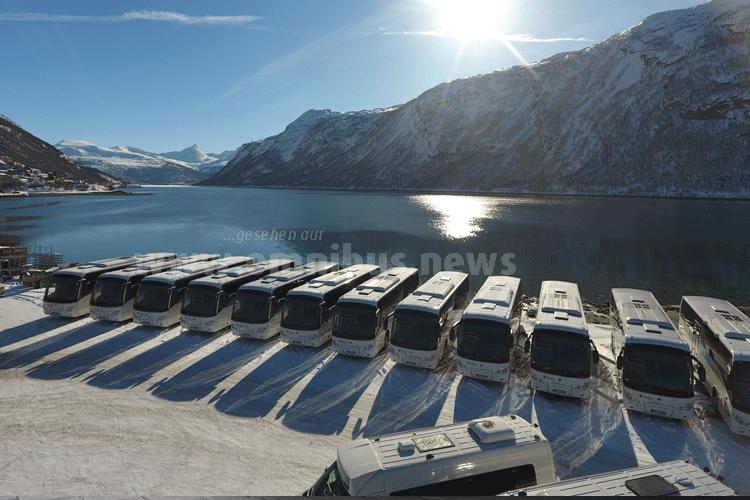 26 neue Scania