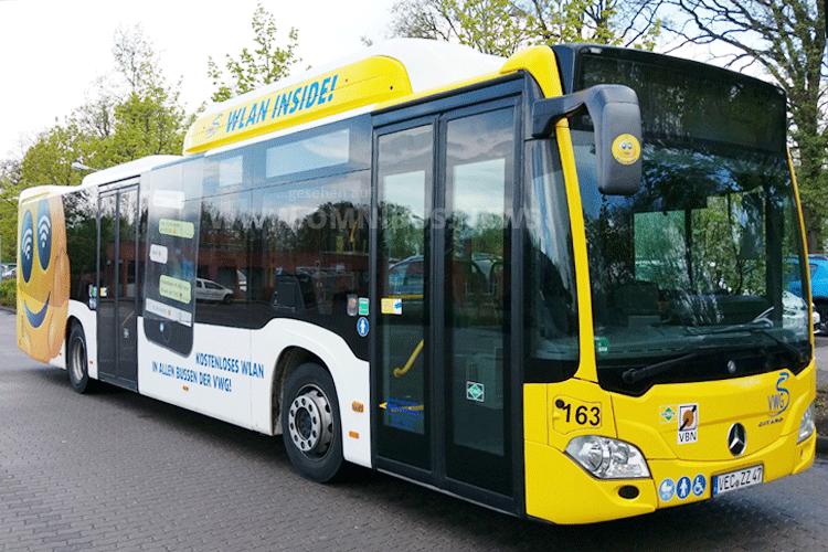 25 Erdgasbusse