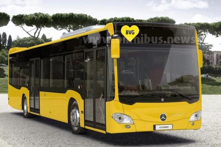 950 Citaro für Berlin