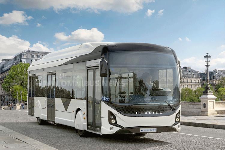 E-Bus ausgezeichnet
