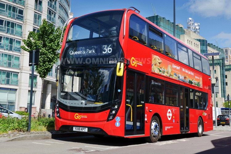 Sparbüchse für London