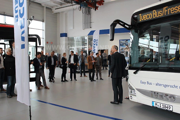 Easy Bus von Iveco