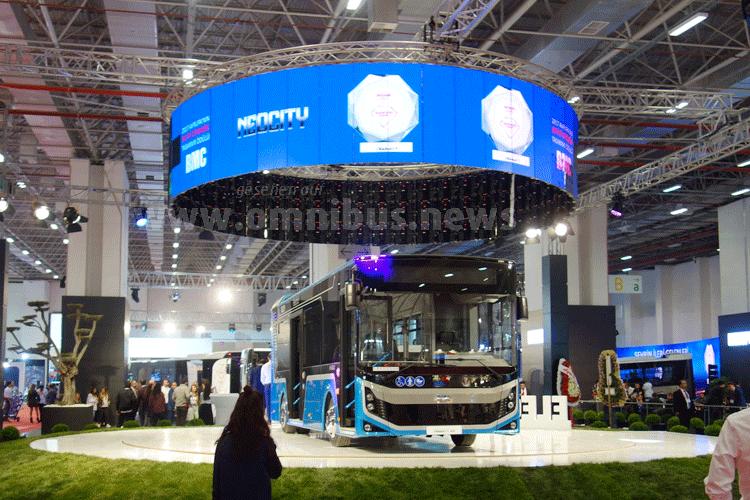 Busworld Türkei