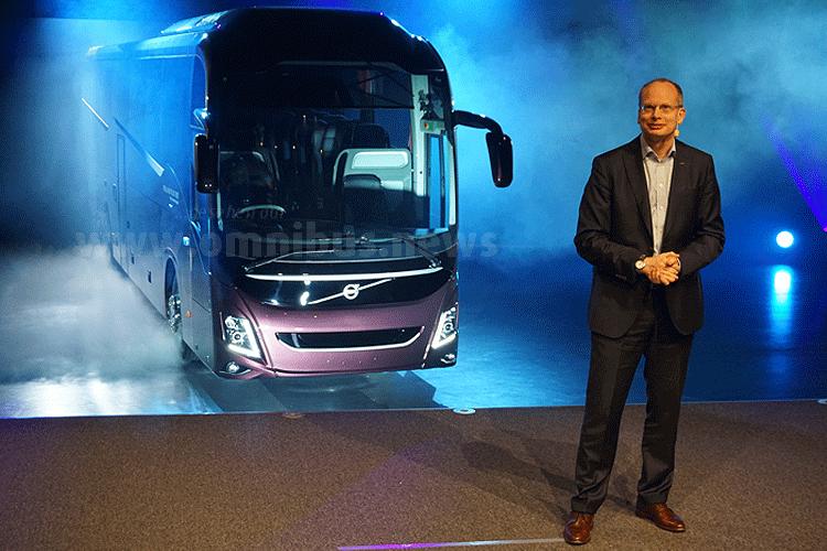 Volvo-Weltpremiere