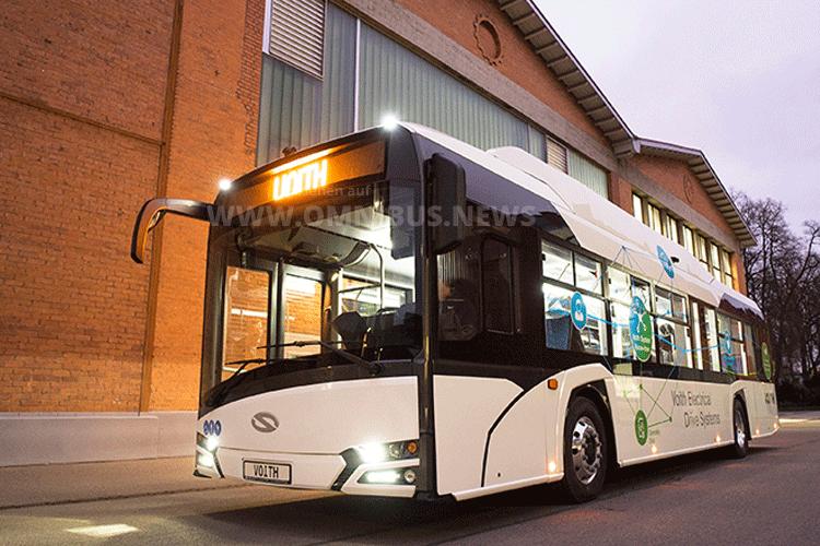 Kooperation beim E-Bus