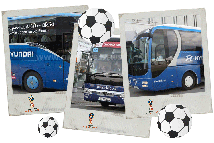 WM2018-Teambusse