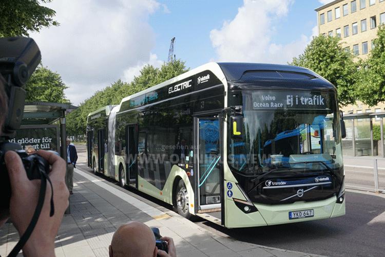 Transdev ordert 157 E-Busse