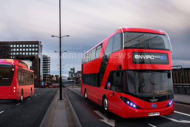 V2G-E-Busse gestartet