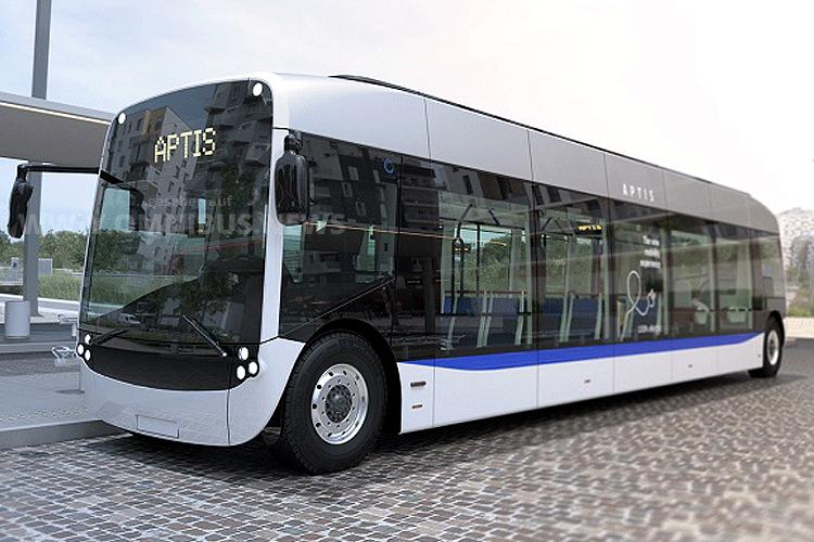 50 APTIS für RATP