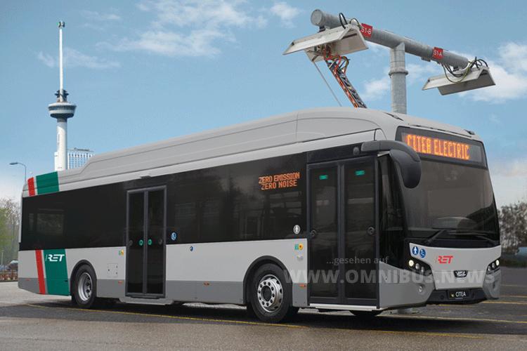 55 E-Busse für RET