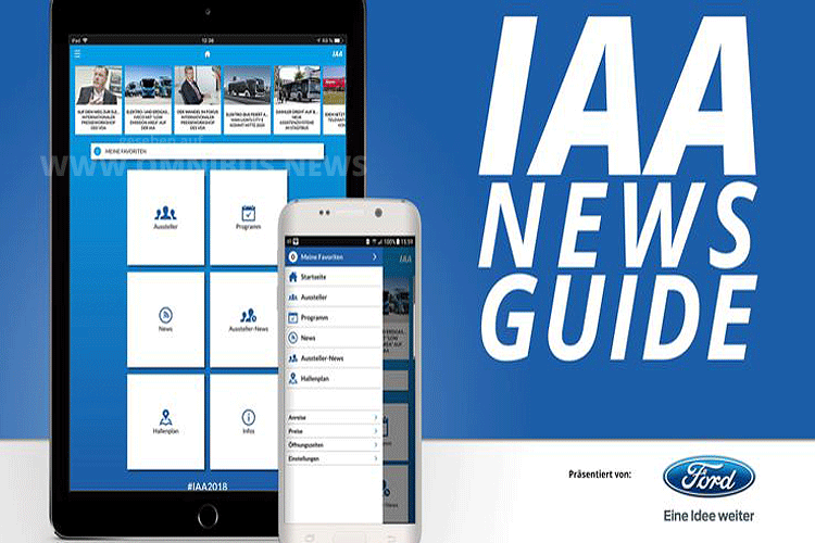 IAA-App von ETM